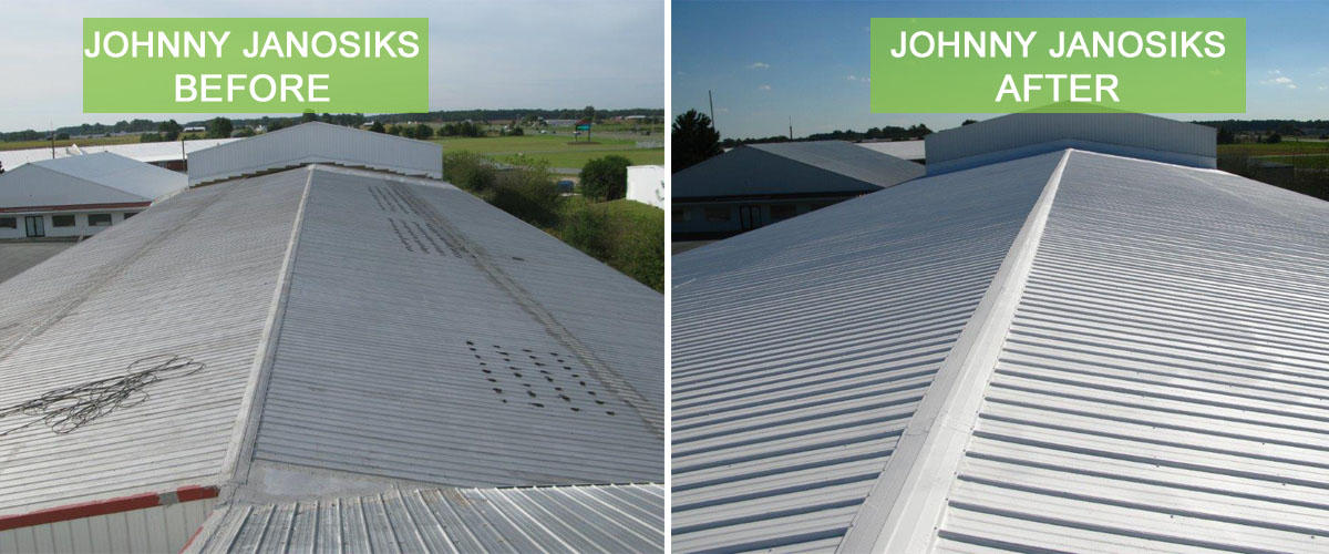Are Commercial Roof Coatings a Better Alternative to Re-Roofing?