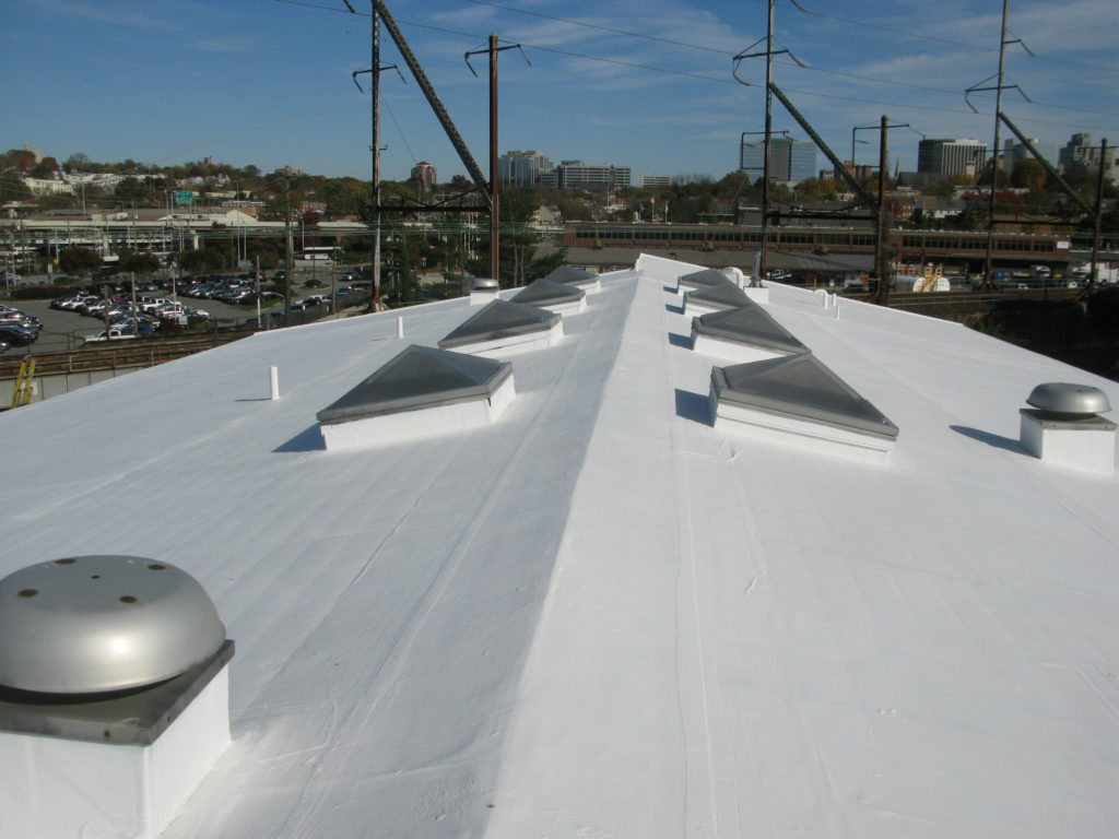 Commercial Roof Leaks (After)
