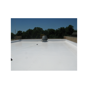 Our Roof Coating Process
