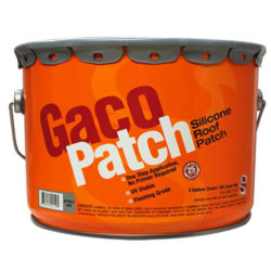 Gaco-Patch silicone roof patch