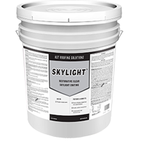 KST Roofing Solutions™ Skylight Coating