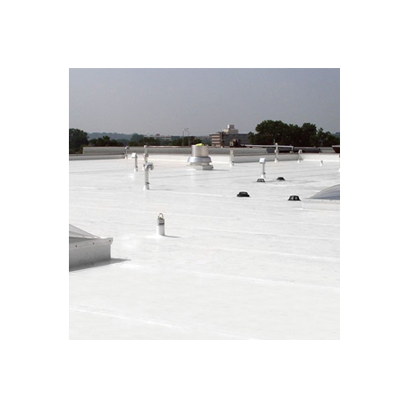 We Install PVC and TPO Roofs