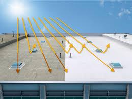 Flat Roof Heat Transfer