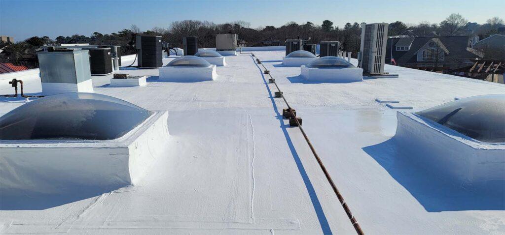 elastomeric roof coatings delaware