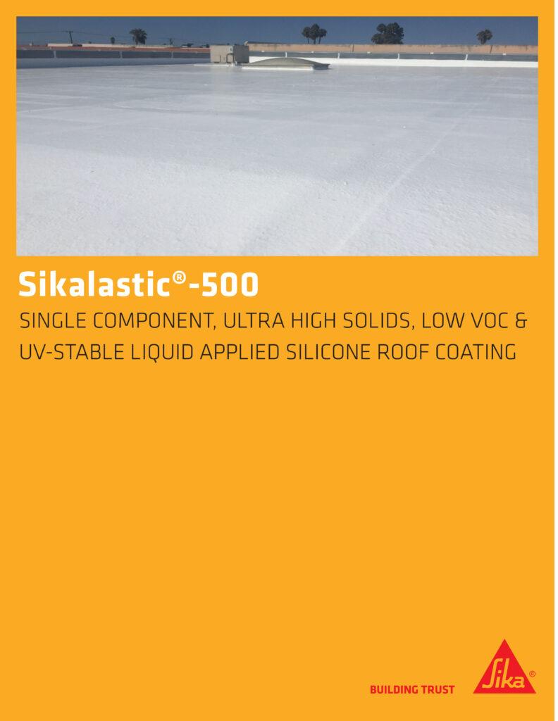 Sikalastic-500-brochure